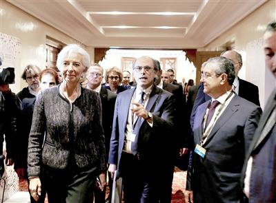 IMF高级别会议呼吁阿拉伯国家推动包